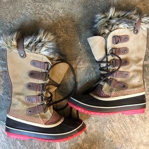 Sorel Winter Boots Size 6